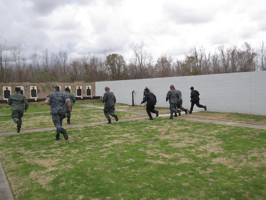 Critical Solutions Protective Services Group, Tactics and Firearms Instructors provide training for the Terrebonne and Ascension Parish Sheriff's Office and the Houma Police Department, January 2011